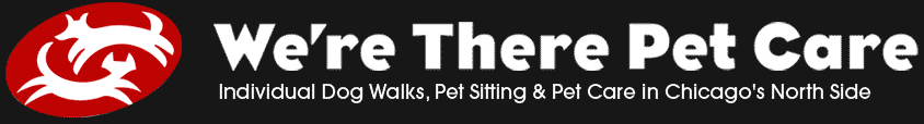 We're There Pet Care Logo